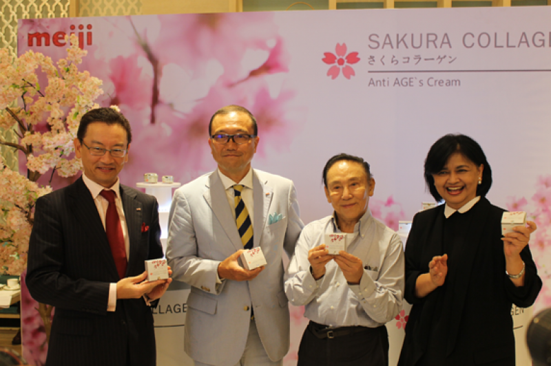 SAKURA COLLAGEN GRAND LAUNCHING